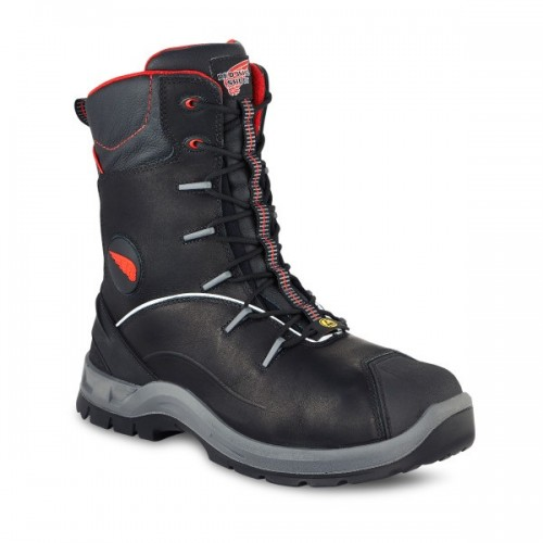 Red Wing 3206 Petroking XT 8-inch Safety Boot