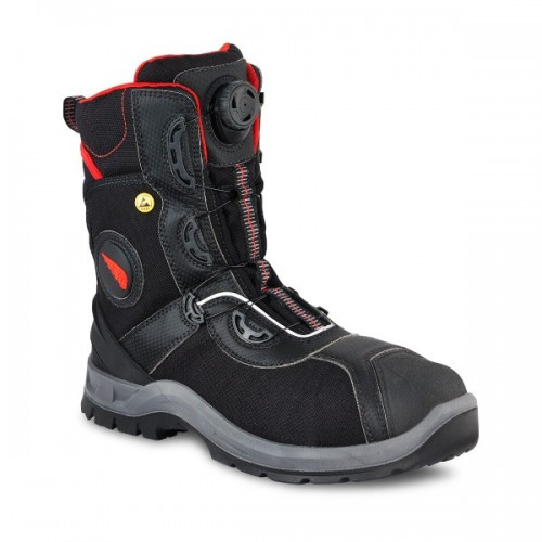 Red Wing 3208 Petroking XT 8-inch Safety Boot