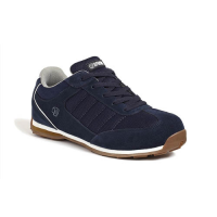 Sterling Strike Navy Safety Trainers