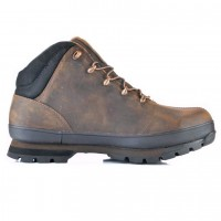 Timberland Pro SplitRock Brown Nubuck Safety Boots 6201043