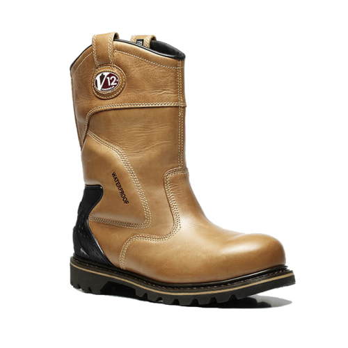 V12 V1250 Tomahawk Thinsulate Safety Rigger Boots