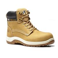 V12 VR602 Puma Honey Nubuck Composite Safety Boots