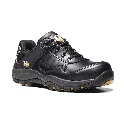 V12 VS600 Slam Black Safety Shoes