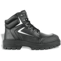 Cofra Yucatan Black Safety Boots