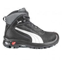 Puma Cascades Mid Safety Boots with Composite Toe Cap