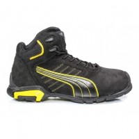 Puma Amsterdam Mid Safety Boots with Aluminium Toe Cap