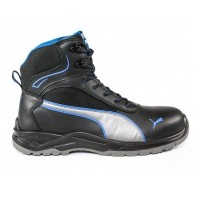 Puma Atomic Mid Safety Boots with Steel Toecaps & Midsole