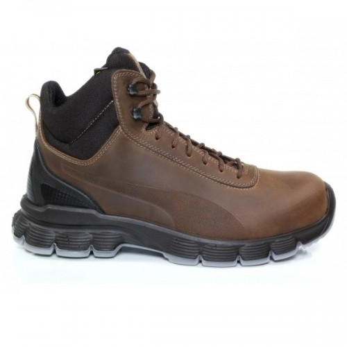 Puma Condor Mid Safety Boots with Steel Toecaps