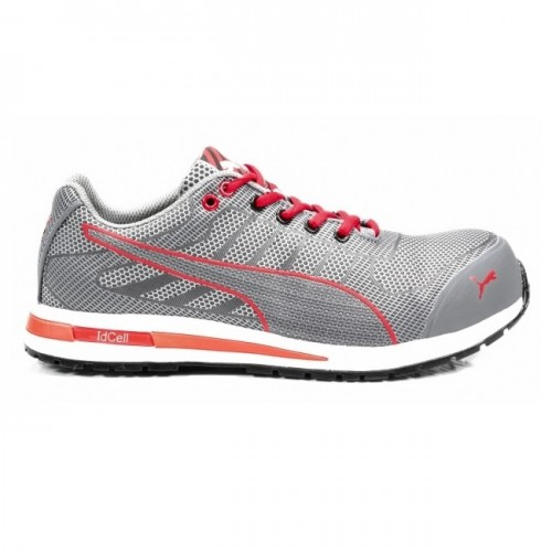 Puma Xelerate Knit Low Safety Trainers with Fiberglass Toecaps