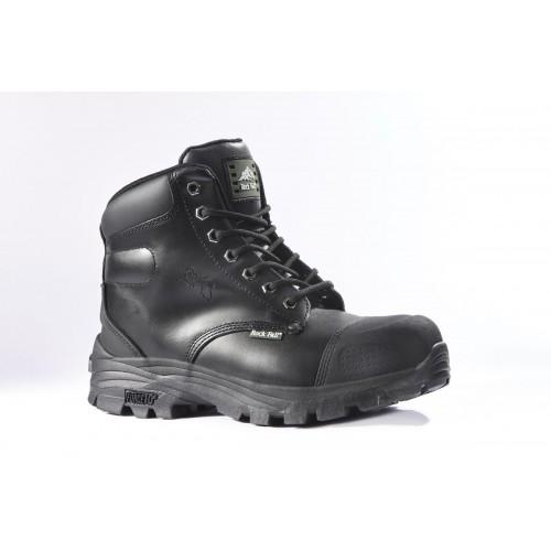 Rock Fall RF10 Ebonite Safety Boots