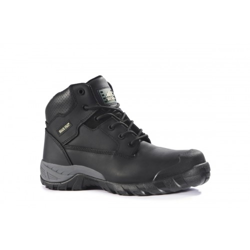 Rock Fall RF440A Flint Black Metal Free Safety Boots