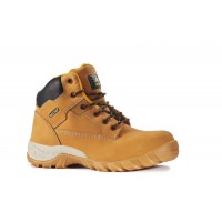 Rock Fall RF440C Flint Honey Metal Free Safety Boots