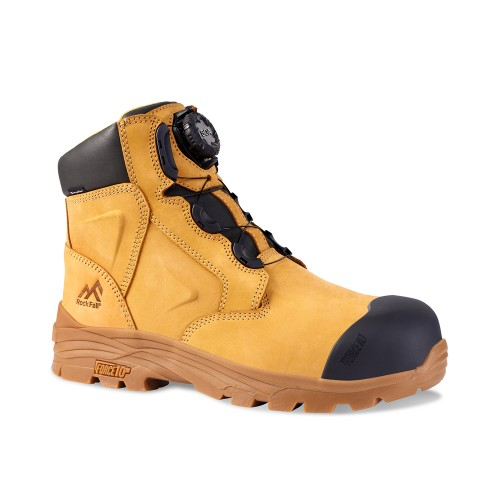 Rock Fall RF610 Honeystone Safety Boots