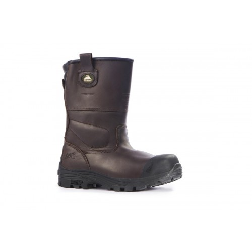 Rock Fall RF70 Texas Metal Free Rigger Boots