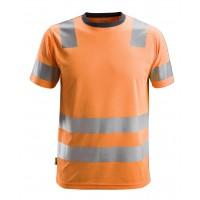 Snickers 2530 AllroundWork, Hi-Vis T-Shirt