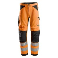6332 LiteWork, High-Vis Work Trousers+ Cl2