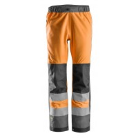 6530 AllroundWork, High-Vis WP Shell Trousers