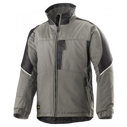 Snickers 1119 Craftsmen Winter Jacket Grey