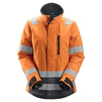 Snickers 1137 AllRoundWork Women's High Vis 37.5 Insulated Jacket