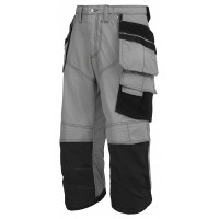 Snickers 3923 Rip-stop Holster Pirate Trousers Grey