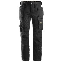 Snickers 6241 AllroundWork, Stretch Trousers Holster Pockets