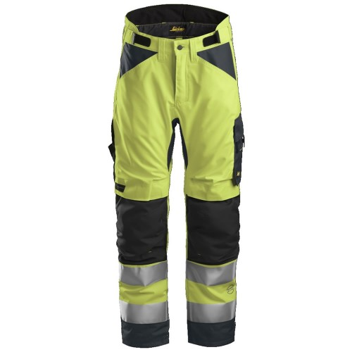 Snickers Trousers 6639 AllroundWork High Visibility 37.5® Insulated Trousers