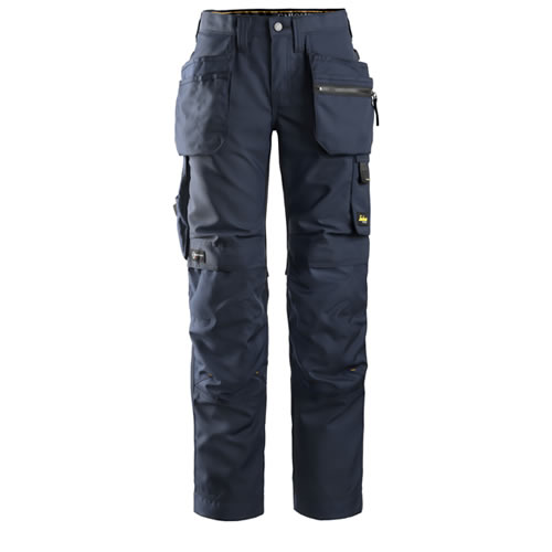 Snickers 6701 AllRoundWork Women's Work Trousers