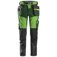 Snickers 6940 FlexiWork Soft Stretch Holster Pockets Trousers
