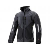 Snickers 8888 Wind Stopper Soft Shell Jacket Steel Grey