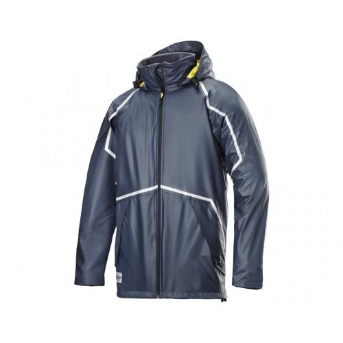 Snickers Workwear 9038 Navy Rain Jacket