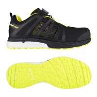 Solid Gear Vent Safety Shoes