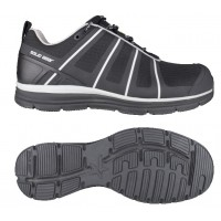 Solid Gear Evolution Black Safety Shoes