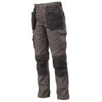 Apache APTKH Cargo Trousers Workwear With Holster Pockets & Kneepad Pockets