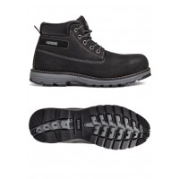 Apache Flyweight Black Safety Boots