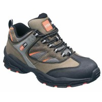 Sterling SS810SM Grey Safety Trainer With Steel Toe Cap