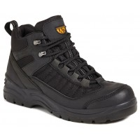 Sterling SS619SM Safety Boots  Steel Toe Caps & Midsole
