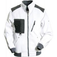 Tranemo Bonded White Cotton Jacket