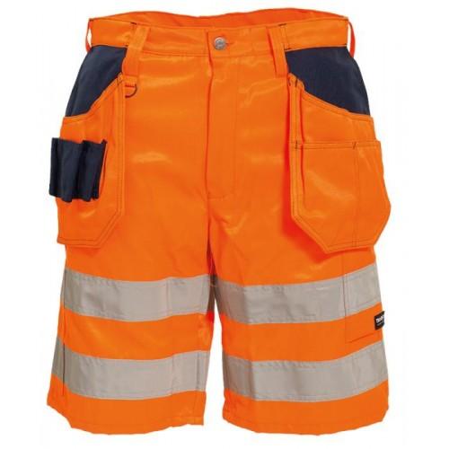 Tranemo Ce-Me Hi-Vis Craftsman Shorts