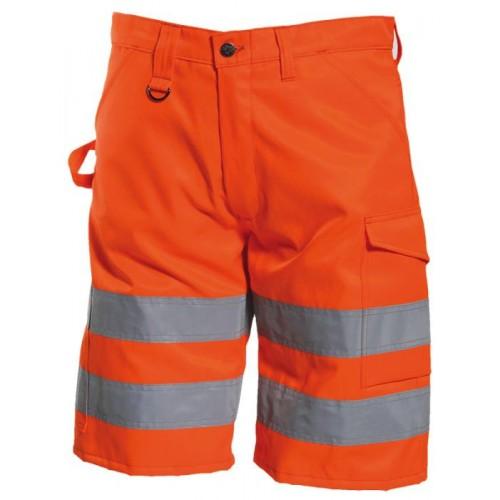 Tranemo Ce-Me Hi-Vis Shorts