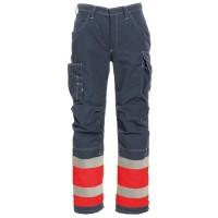 Tranemo Aramid Flame-Retardant Hi-Vis Trouser