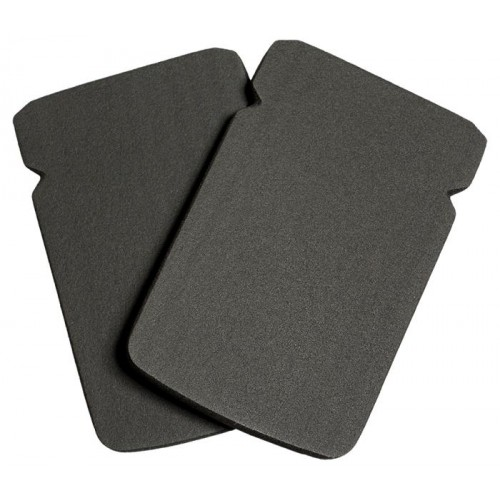 Tranemo Neoprene Kneepads Black One Size