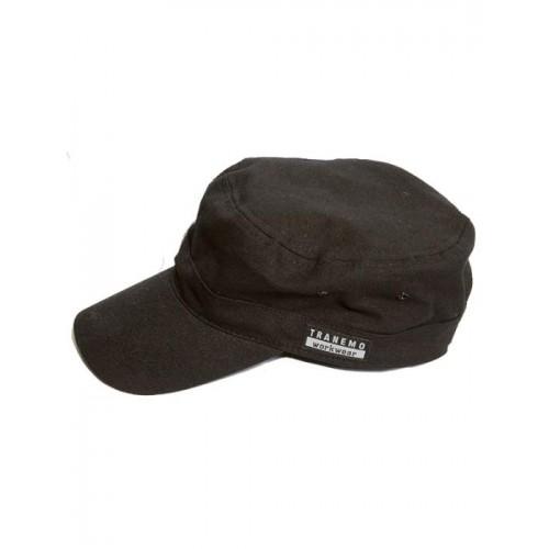 Tranemo Cotton Cap Black One Size