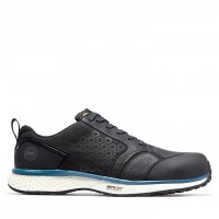 Timberland Pro Reaxion Black/Blue Safety Trainers