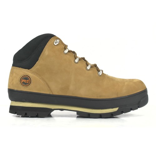 Timberland Pro Splitrock Honey Nubuck Safety Boots