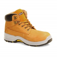 Titan Holton Honey Safety Boots