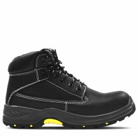 Titan Holton Black Safety Boots