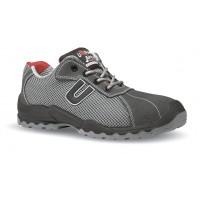 UPower Coal Metal Free Safety Shoes