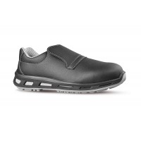 UPower Noir Safety Trainers Metal Free
