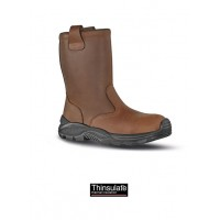 UPower Nordic Plus Rigger Boots With Thinsulate