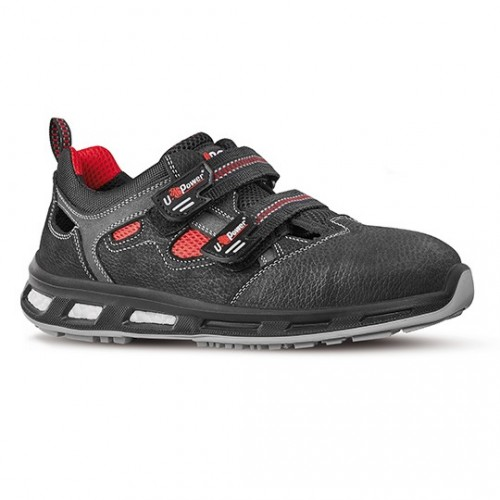 UPower Cody Safety Trainers Metal Free